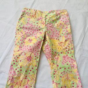 Lilly Pulitzer Pants & Jumpsuits - Lilly Pulitzer Capri Pants Size 6